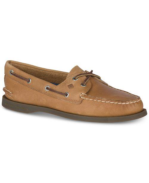 Sperry Women's Authentic Original A / O Boat Shoes & Reviews - Lägenheter.