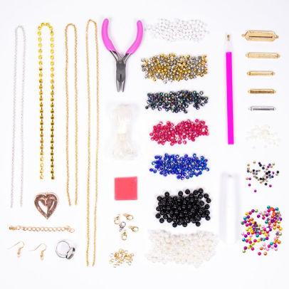 STMT DIY pärlor & ädelstensmycken av Horizon Group USA    Barnes.