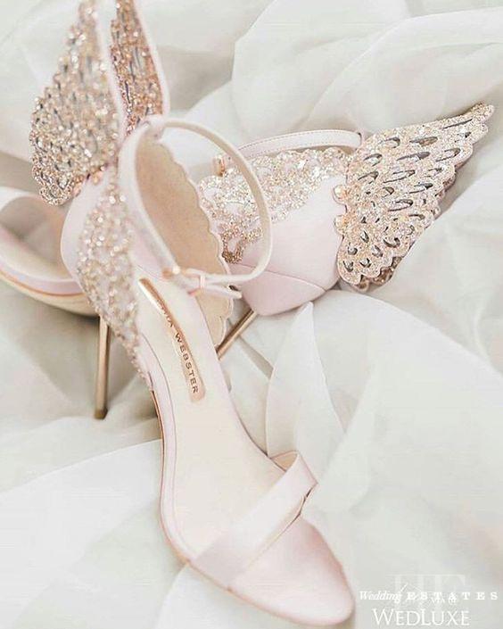 bröllop sko idéer - Wedding Estat
