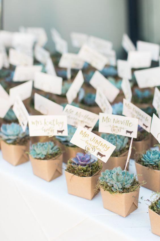 Unika bröllop gynnar idéer som kommer att WOW dina gäster |  Bröllop .