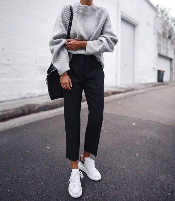 16 bästa höst vinter minimalistiska mode (med bilder)    Minimalistisk.