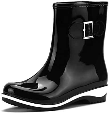 Amazon.com |  uirend Waterproof Snow Boots Dam - Festival.