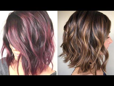 Trendiga hårfärgsidéer för våren och sommaren 2020 - YouTu
