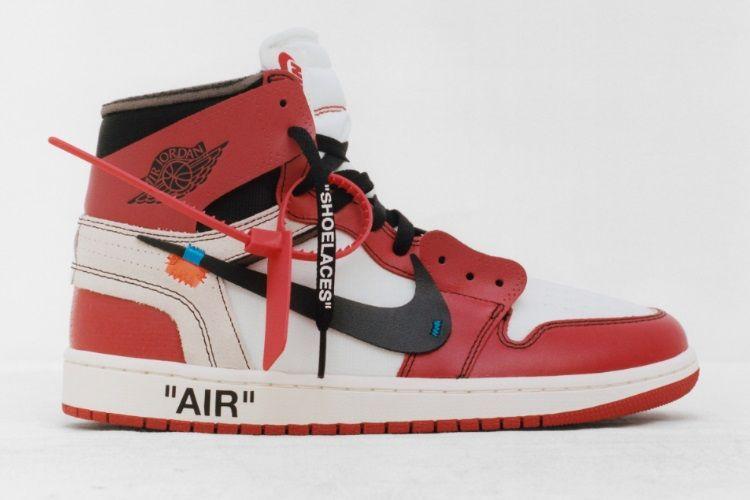 Nike och designern Virgil Abloh tillkännager Epic New Footwear Project.