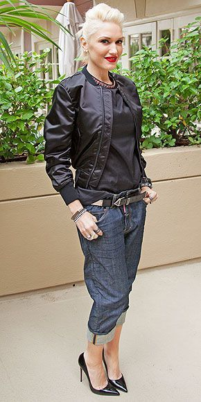 101 Bästa Gwen Stefani-modestil |  Gwen stefani-stil, mode.