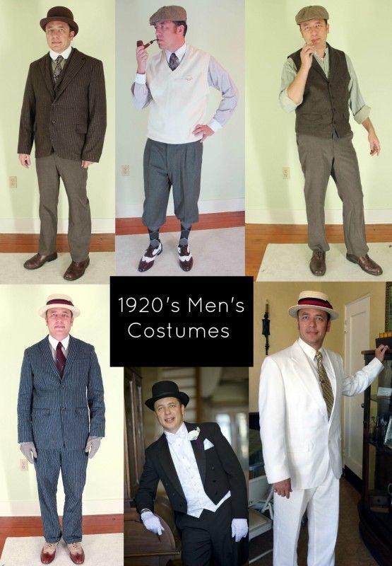 1920-talets mode för män: En komplett kostymguide |  1920-talsdräkt.