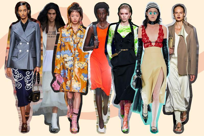 Topp 8-showen på Milanos modevecka SS20 |  HYPEB