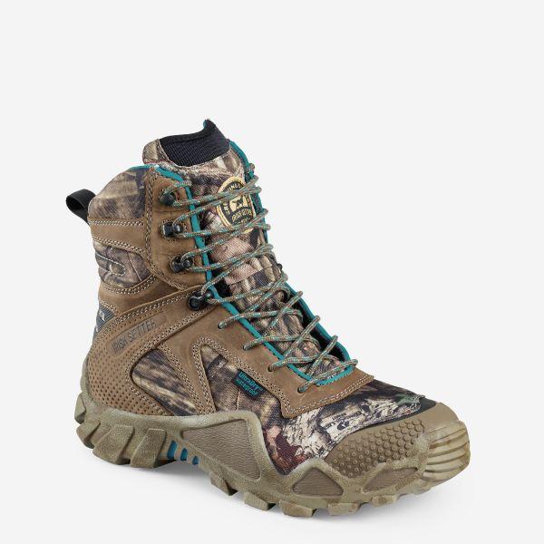 Vaprtrek ™ 8-tums vattentätt läder Mossy Oak® Camo för kvinnor.