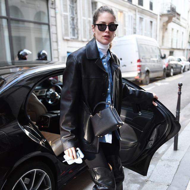 Chic Looks Kändismodeller PFW - The Best Street Style från.