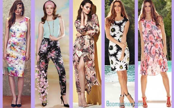 7 blommor för vår och sommar - Färg din garderob    Boomerinas.c