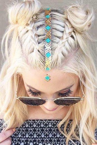 27 enkla söta frisyrer för medium hår    LoveHairStyles.c