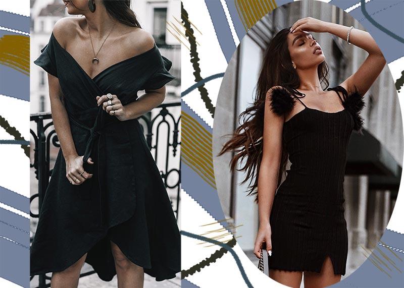 13 bästa små svarta klänningar för 2020: Hur man bär lite svart.