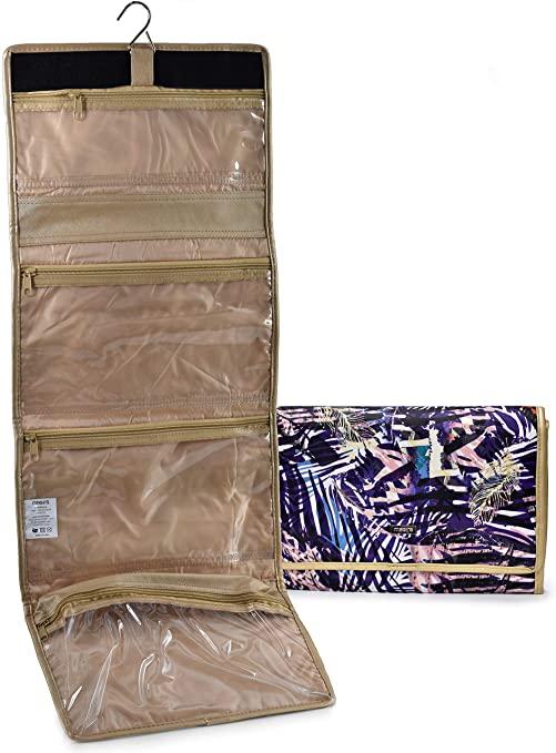 Amazon.com: Hanging Travel Cosmetic Bag Organizer - enkelt.