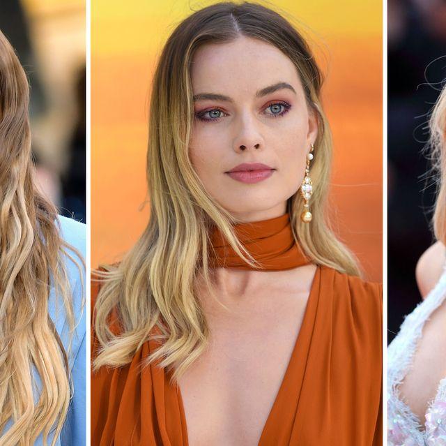 Blonde hårfärger för 2020 - Bästa blonda frisyrer från Bronde.