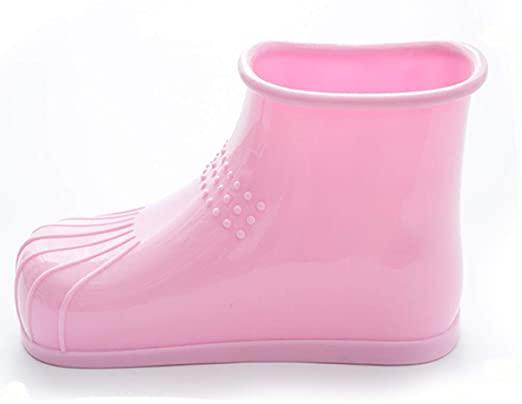Amazon.com: Qi Peng Home Foot Bath Shoes Höga badskor par.
