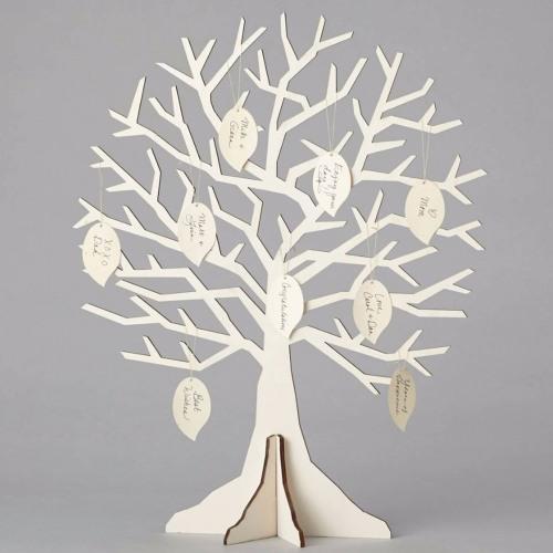 Bröllop DIY Wishing Tree K