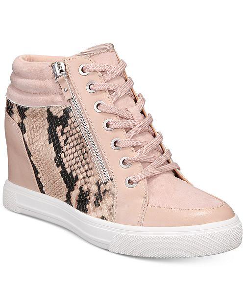 ALDO Kaia Wedge Sneakers & Recensioner för kvinnor - Atletiska skor.