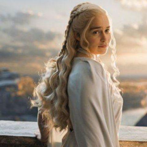 Bästa Khaleesi-hår på Game of Thrones - fashiondiys.com 2020.