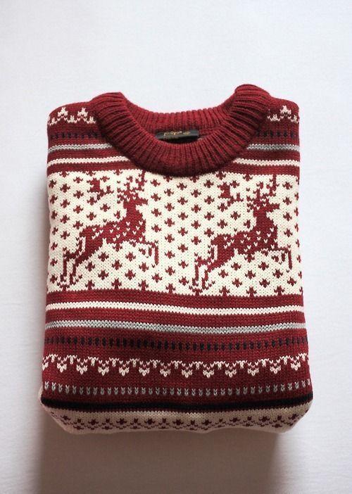 12 Ganska söt jultröja som är sval och varm    Jul.
