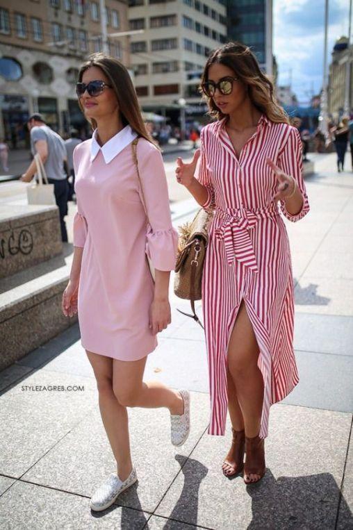 20 stilinspiration med rosa klänning i december!  |  Mode .