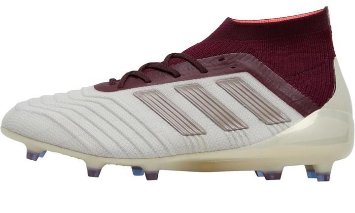 adidas Womens Predator 18.1 FG Fotbollsskor Talk / Vapor Grey.