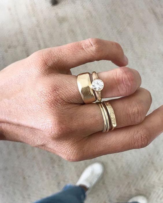 30 senaste smyckenörhängen för kvinnor |  Damsmycken och.
