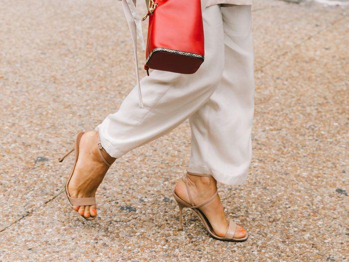 11 bekväma klackar för damer med breda fötter |  Vem vad vi