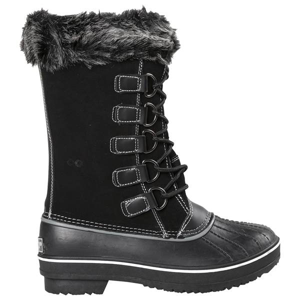 Tamarack Alpine Fur Lined Winter Pac Boot Dam - AK-113013-A.