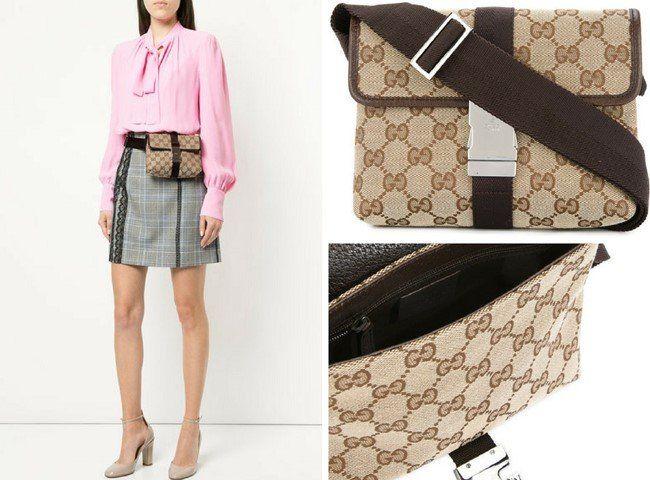 Topp 15 bästa modedesigners bältesväskor för kvinnor |  Designer bälte.