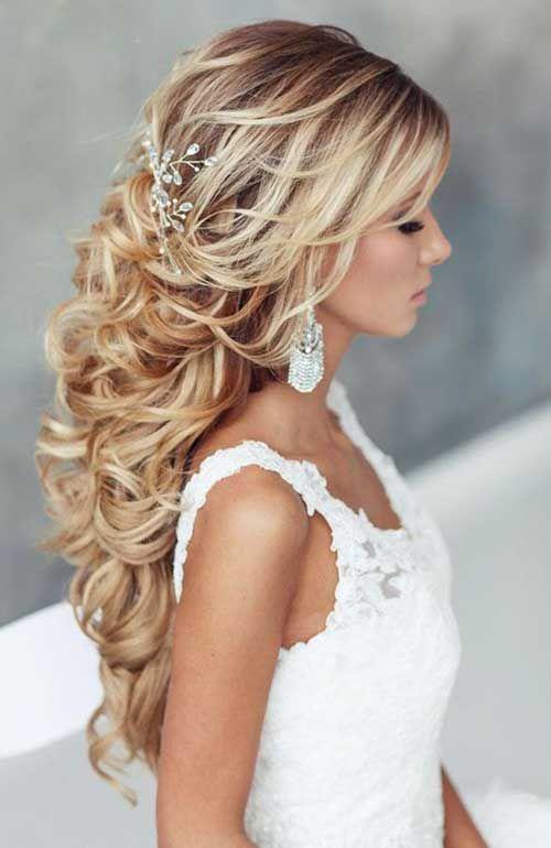 70 bästa bröllopsfrisyrer - idéer för perfekt bröllop - favorit.