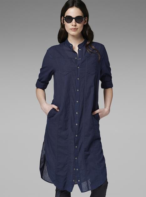 Vackra och eleganta långskjortor för kvinnor - fashionbeem.com i.