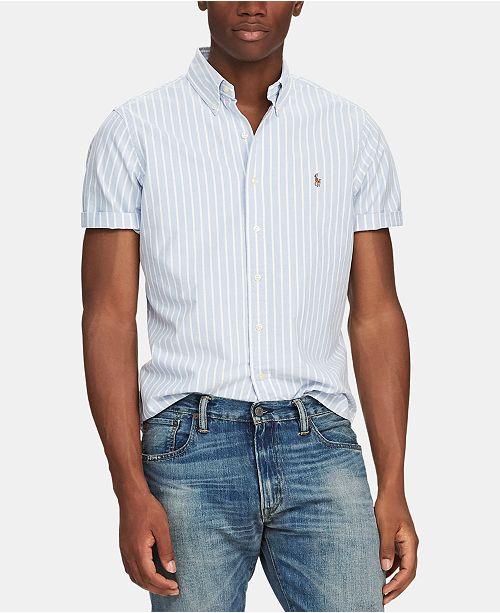 Polo Ralph Lauren klassisk passform kortärmad tröja & recensioner.