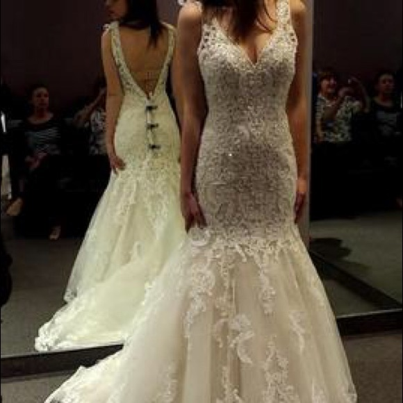 kenneth winston klänningar |  Bröllopsklänning |  Poshma