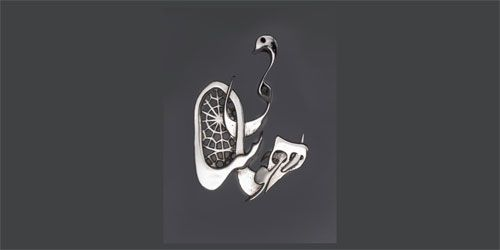 alef-dall design / amir hossein smycken designer.