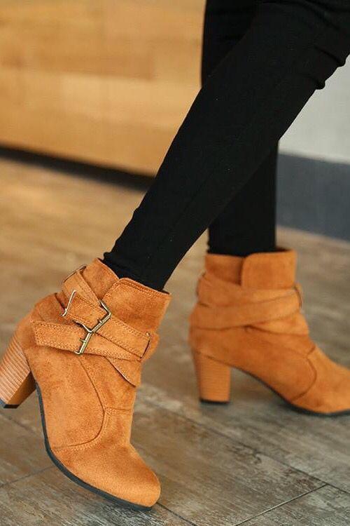28 vinterklädselkläder för att inspirera dig själv |  Boots outfit.
