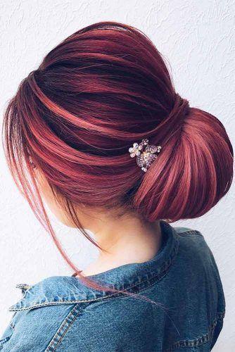 11 söta trendiga frisyrer för jul Fantastiskt och attraktivt.