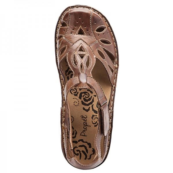Propét Jenna - Comfort-sandaler med tå för kvinnor |  Flow Fe