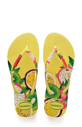 Nya Havaianas Slim Sensation Flip Flop (kvinnor).  damskor[34$[