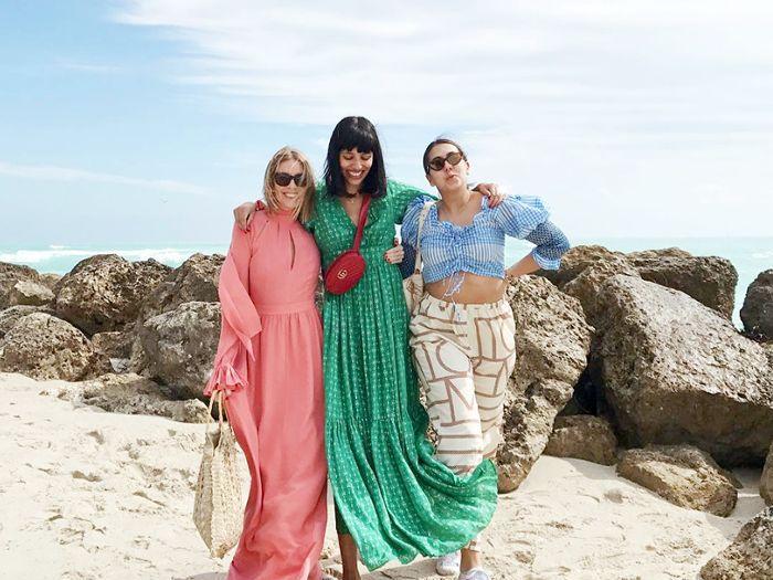 8 Beach Outfit Idéer inspirerade av Fashion It Gir