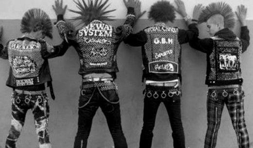 Bästa punkväststil - fashiondiys.com 2020    Punk rock mode.