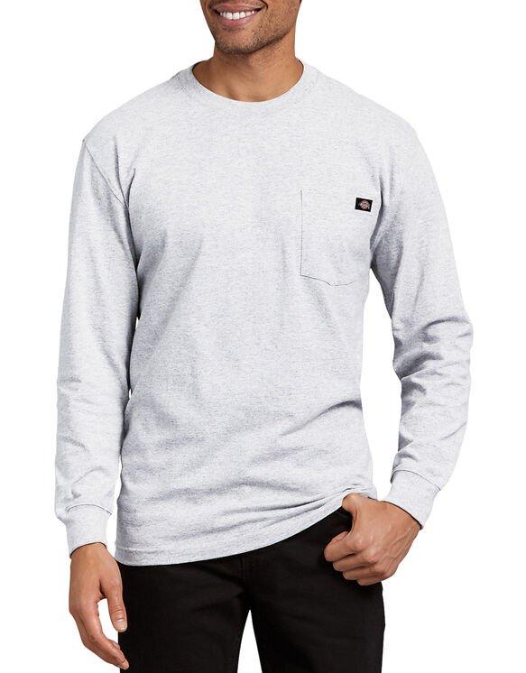 Långärmad T-shirt för män    Dicki