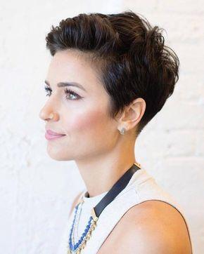 Pixie Haircuts for beauty Laides 2019    Estilos de cabello corto.