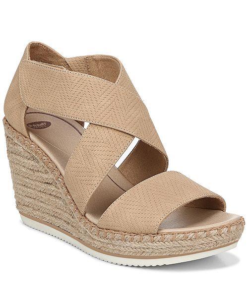 Dr Scholl's Women's Vacay Wedge Sandals & Reviews - Sandaler.