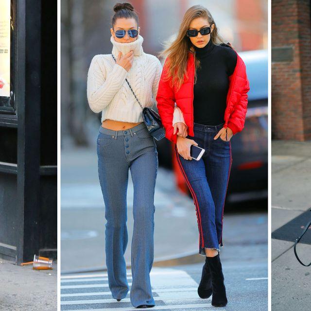 9 söta vinterdräktidealer - Modell Street Style Inspiration för.