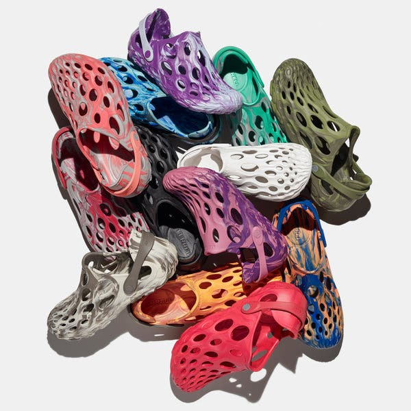 Weird Times Call for Even Weirder Shoes - The New York Tim