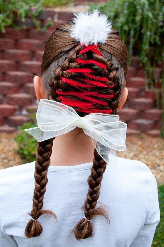 Pin en Peinados para niñ