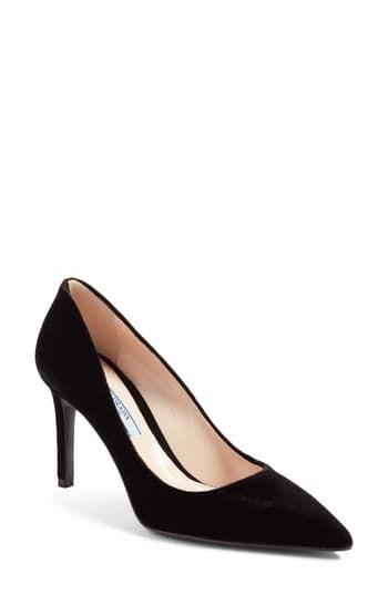 Köp Prada Classic Pump (kvinnor) online - Theamazingforyou    Kvinnor .