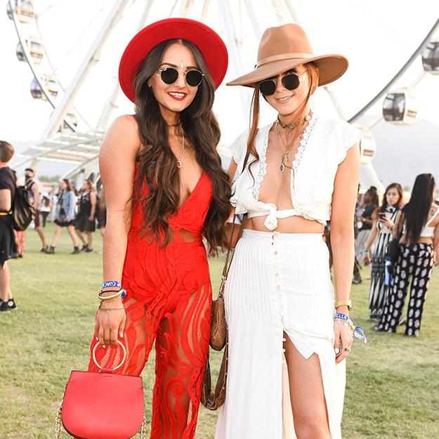 Stilguide: Coachella 2018    Buro 24/7 MALAYS