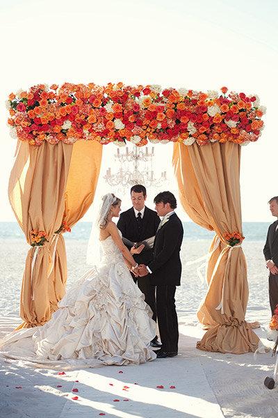 130+ spektakulära bröllopsdekorationsidéer |  BridalGui