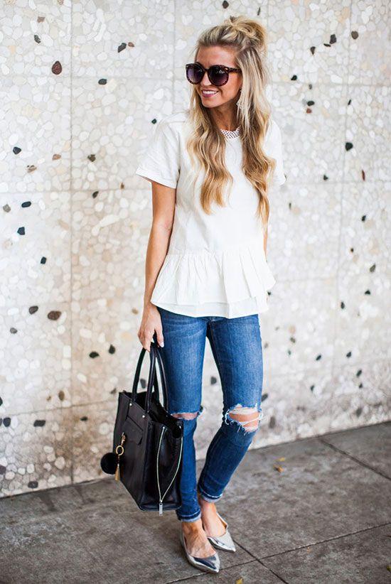 Veckans toppmodebloggare |  Vårkläder.